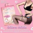 Black Top Slim Support Spider Pantyhose with Lycra 100 non-breakable