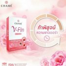 6 Boxes 60 Capsules Chame V-Fin Gluta Mix Premium Natural extracts