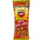 TongSPGarden Snack Sunflower Seed Barbecue Flavor Net Wt 30g 1.0 Oz.