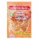 Thai Derm Fried Catfish Chili Paste 22g, 4 Count