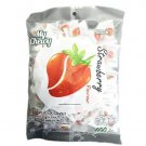 Strawberry Candy Flavor Haoliyuan Chewy Milk Candy 100 Psc