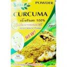 CURCUMA Powder Thai Herbal Anti-Acne/Aging Facial Mask 20g/.7g