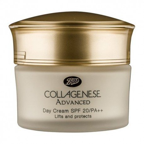Boots Collagenese Advanced Day Cream SPF 20 PA 45 ml.