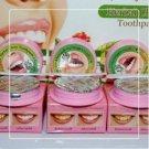 3 X 25g THAI Herbs TOOTHPASTE - Hypersensitive Teeth Stain Tobacco