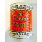 Number One Brand Thai Tea Mix Tin Can 200 Grams