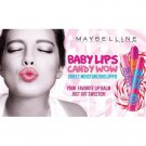 MAYBELLINE BABY LIPS CANDY WOW SET 6 SWEET COLORS BALM IN A PEN