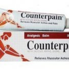 Counterpain Cool Analgesic Balm Relieves Muscular Aches 60 Grams (1 T