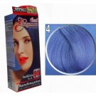 New Berina PERMANENT HAIR DYE COLOR CREAM  A41 Dark blue COOL H