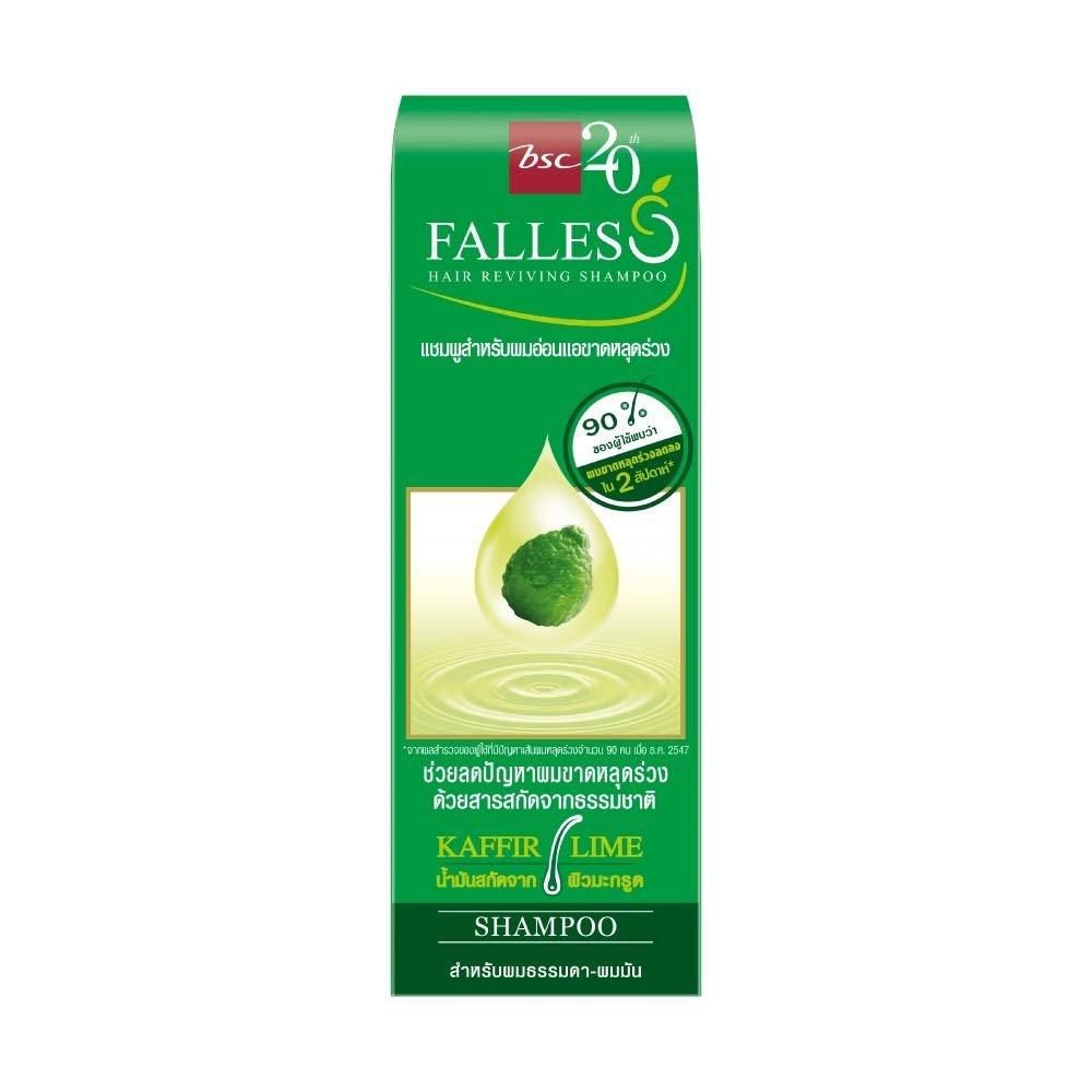 FALLES Hair Reviving Shampoo - Healthy & Strong formula (For Oily/Nor