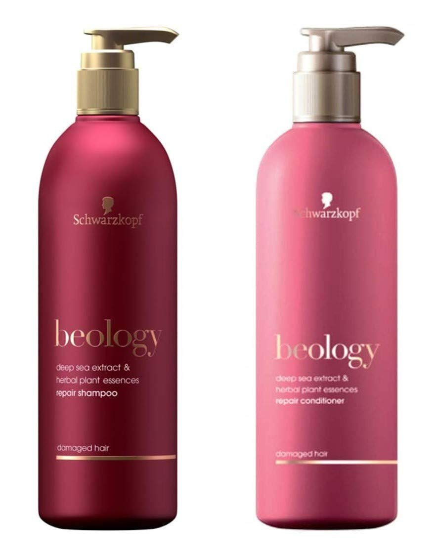 BEOLOGY Repair Shampoo and Conditioner 250 ml.