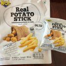 Real Potato Stick Salted No MSG Made from 100 Real Potatoes Tong