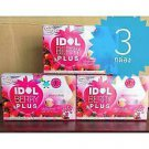 x 3 IDOL BERRY PLUS Drink juice to lose weight Low Fat 100 B