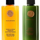 NEW!! HARNN JASMINE NATURAL BODY LOTION SET A40 HARNN TROPICAL WOOD AROMATIC BODY WATSONS DHL EXPR