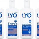 DHL SET A36 LYO SHAMPOO + CONDITIONER ANTI HAI LOSS STRENGTHEN NEW HAIR GROWTH (PACKS OF  3 )
