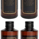 BATH & BLOOM GRAPESEED OIL 250ML SET A84 NEW!! DHL EXPRESS (PACKS OF  4 )