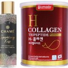 CHAME PERFUME BODY MIST SPARKING K WATSONS NEW!! AMADO H COLLAGEN TRIPEPTIDE 110.88 SET A68 DHL EX