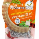4 Packs of Honey Tamarind Spicy 3 Tastes Sweet and Sour, Salty,