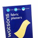 6 Packs of Watsons Fabric Plasters. Latex Free Extra Flexibility, Bre