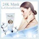 Korea 24K Mask L-Glutathione Refresh & Life up Silver: 24K Korean