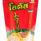 Lotus Biscuit Stick Thai Style Snack Crispy and Tasty 55g. [Pack o