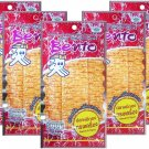 5 X 20g. Bento Squid Seafood Snack Sweet Spicy Flavor Thai Food