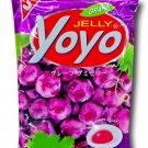 3x YOYO Gelatin Gummy Jelly Desert Grape Flavor Size 80 Grams