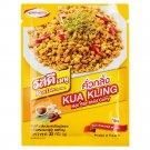 RosDee menu Kua Kling Sauce Powder, Hot Stir-Fried Curry 30g X 3