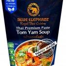 Blue Elephant brand Royal Thai Cuisine TOM YAM SOUP PASTE Wt. 70