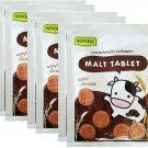 Roscela Chocolate Flavoured Tablet Malt Candy Healthy Chewy Kids Yummy