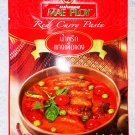 MAE PLOY Red Curry Paste 50g. (Pack of 1 ) //