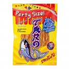 TARO Fish Snack Seafood Snack Spicy Flavoured, Party Size 78g X 2