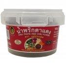 Best Chili Paste Red-chili Flavor (Nam Prik Ta-dang) Thai Original Sp