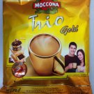 Moccona Trio Gold 3 in 1 Instant Coffee 20 Sticks (400g)