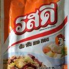 Deliciously 3 Bags Ros-dee Food Seasoning Chicken Flavor Thai Original