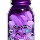 Yummy Cooling Grape & Menthol Candy 22 g.(Pack of 4) // Ship
