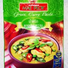 MAE PLOY Green Curry Paste 50g. (Pack of 4 ) //