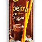 Glico Pejoy Chocolate Flavour 12.5g X 12 Packs //