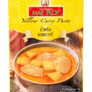 MAE PLOY Yellow Curry Paste 50g. (Pack of 1 ) //