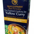 Blue Elephant brand Royal Thai Cuisine YELLOW CURRY Cooking Set Wt.