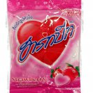 HeartBeat Candy Thai Starwbery Flavored Heart Shape candy 112g. (40 t
