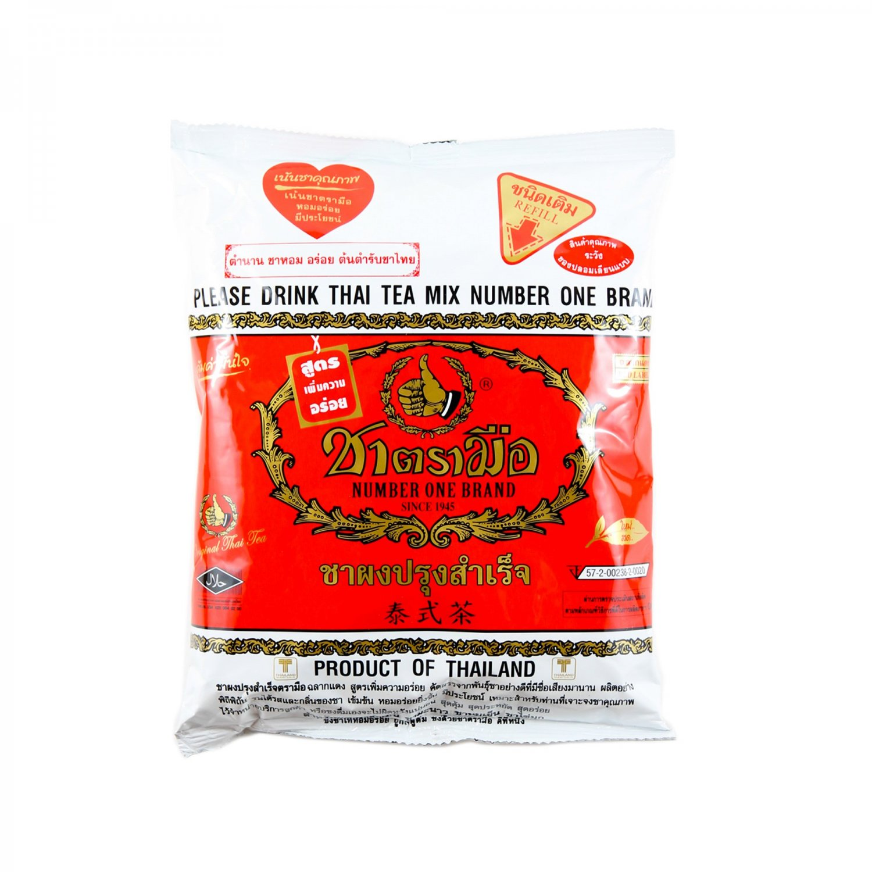 Number One Hand Brand Thai Tea Original Red 400g.