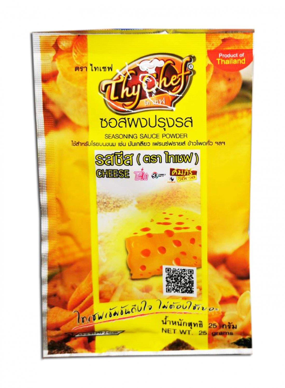 CHEESE seasoning sauce powder 25 g. (Pack of 2)//