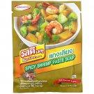 Ros Dee Menu, Seasoning Powder, Spicy Shrimp Paste Soup, 50 g [Pac