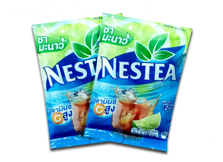 Nestea Instants Lemon Ice Tea 65g x 2 Packs