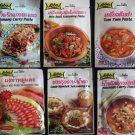 10 Lobo Seasoning Mix Paste & Curry Paste Thai Food Made in Tha
