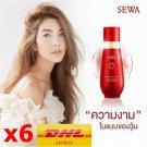 6 x 120 ml Sewa Insam Essence Ginseng tighten pores dark spots