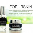2x FORURSKIN WHITENING CREAM plus ANTI MELASMA SERUM Natural extracts