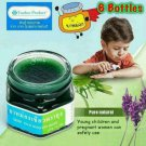6 X Green Balm Mosquito Brand for Relief of ltchy Skin and Musc