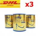 3 x 110g Colligi Collagen Tripeptide moisture skin Strengthens hair c