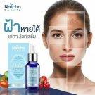 6x Natcha White Serum Natural extracts Reduce Dark Spot Anti Acne